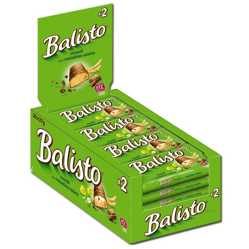 Balisto Riegel