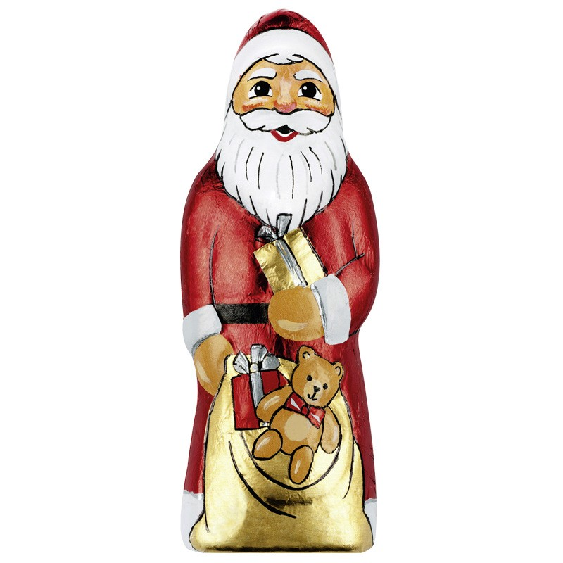 Schokolade Weihnachtsmann