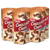 Nestle Choclait Chips Classic, 5 Packungen