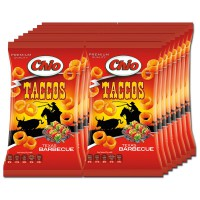 Chio Taccos Texas Barbecue 25g, Chips, 16 Beutel