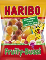 Haribo Fruity Bussi 200g, 5 Beutel