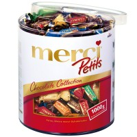 Storck Merci Petits Chocolate Collection 1kg Dose