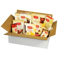 Carstens Lübecker Edel-Marzipan 975g, Sortiment, Mix