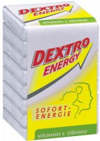 Dextro Energy Vitamin C Zitrone, Traubenzucker 18 Pack.