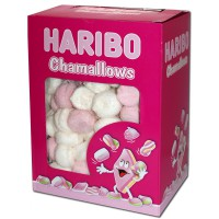 Haribo Chamallows Cocoballs, Mausespeck, 150 Stück