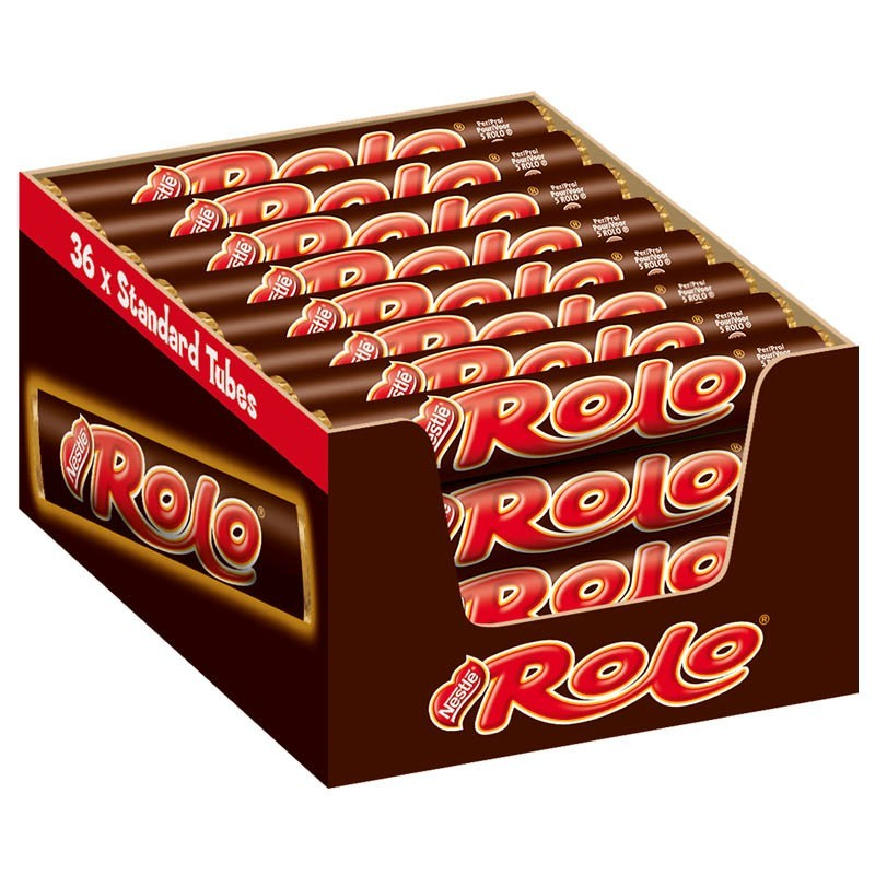 Rollos Schokolade