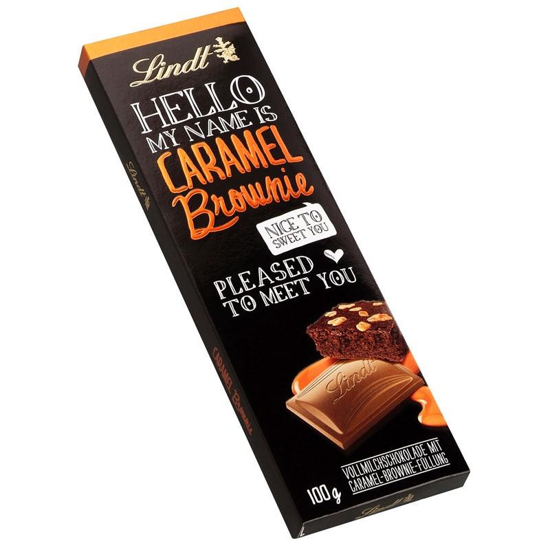 Hello Schokolade