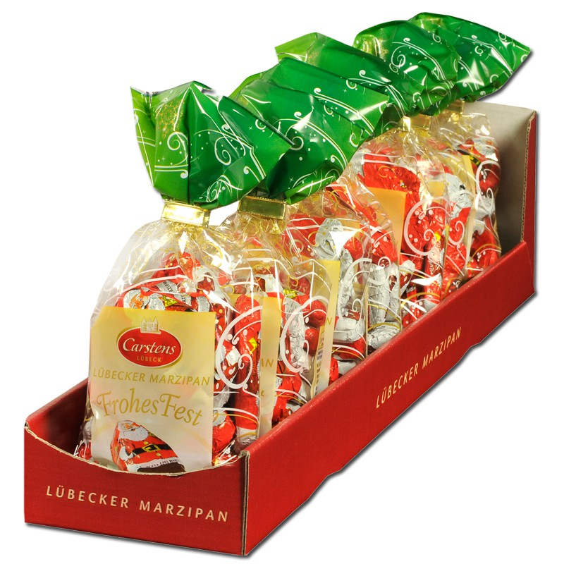 carstens l becker marzipan frohes fest 150g 7 beutel. Black Bedroom Furniture Sets. Home Design Ideas