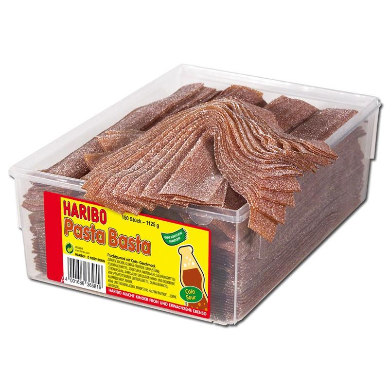 Pasta Basta Haribo