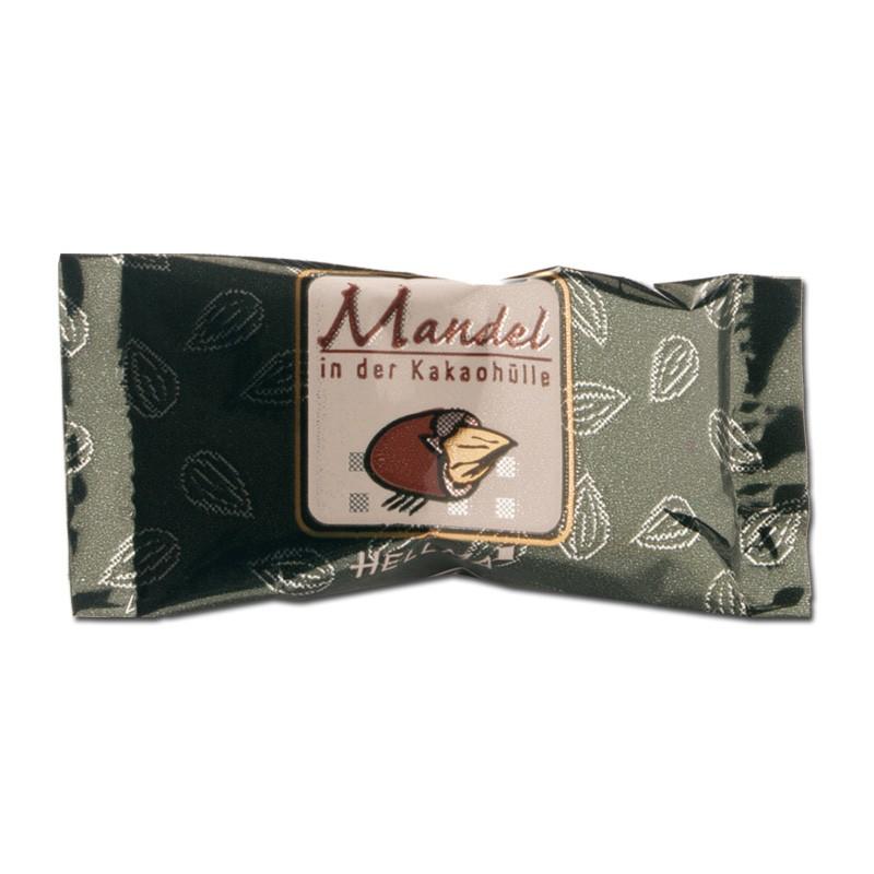 Hellma Mandel In Der Kakaohülle